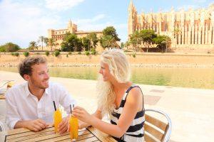Mallorca toeristen